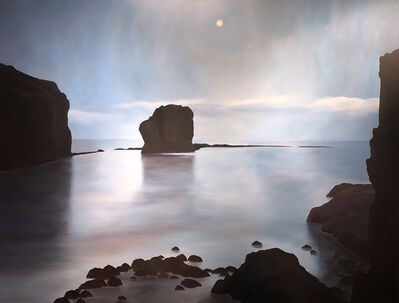 April Gornik, 'Moon Bay', 1996