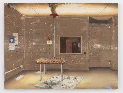 Matthias Weischer, 'Braunes Zimmer', 2002