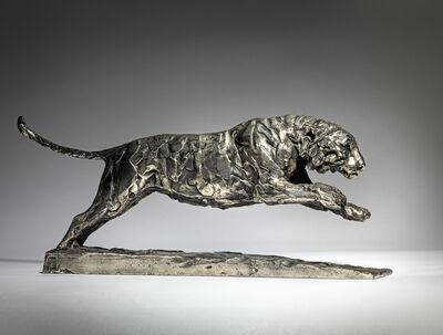 Mark Coreth, '5. Leaping Amur Tiger', 2019