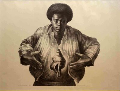Charles White, 'Sound of Silence', 1978