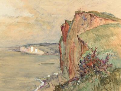 Robert Antoine Pinchon, 'Falaises a Varengeville', 1910-1940