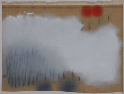 Enrica Zuffada, 'White storm', 2018