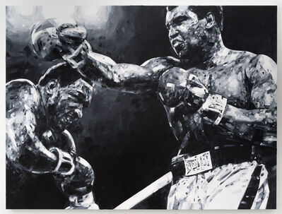 Michael Kagan, 'The Greatest (Muhammad Ali)', 2017