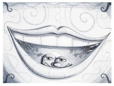 Kenny Scharf, 'Mouthaura', 1996