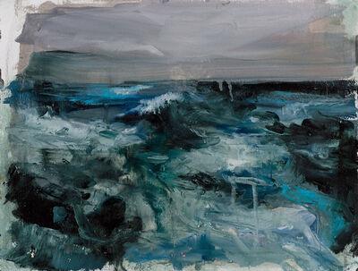 Edwige Fouvry, 'Les Hautes Vagues', 2019