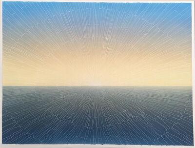 Thomas Broomé, 'SunScream', 2018