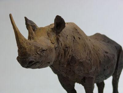 Nichola Theakston, 'Rhino', 2020