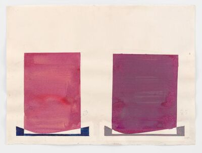 Harvey Quaytman, 'Untitled', 1970s