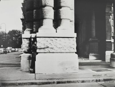 VALIE EXPORT, 'Vertikal Gel, 1976', 1976