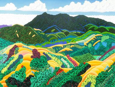 Jack Stuppin, 'Mt. Tam, Summer', 2009