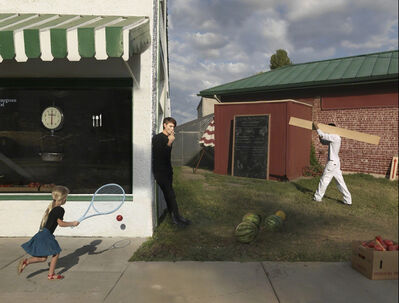 Julie Blackmon, 'Homegrown Food', 2013