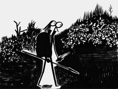 Fausto Gilberti, 'Zombie hunter's', 2020