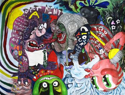 Joachim West, 'Dat Ain't Art', 2017-2019