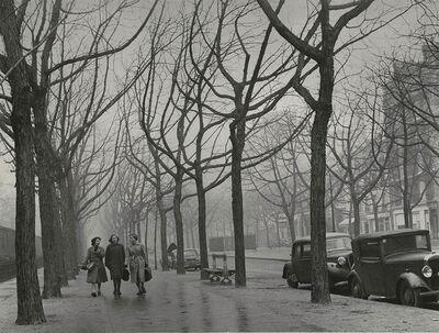 Edith Gerin, 'Blvd. Edgar-Quinet, Paris', 1950s/1970s