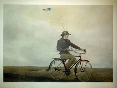 "Andrew Wyeth, '""Young America"" 1956 Collotype', 20th Century"