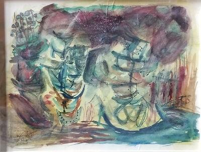 Pierre Gauvreau, 'Abstraction', 1946