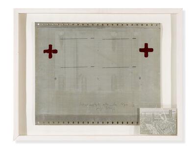 Joseph Beuys, 'Eurasienstab über den Alpen II', 1971
