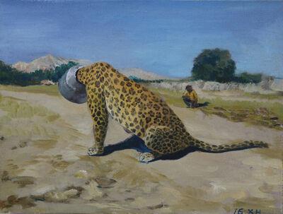 Wu Xihuang, 'Testament of Horse Abdomen - A Leopard in The Desperate Situtation', 2016