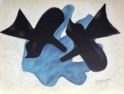 Georges Braque, 'Oedipe Roi: Pélias Nélée', 1988