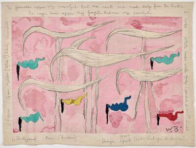 Walter Battiss, 'Magic Spirit Birds', 2016