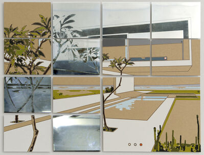 Guido Bagini, 'Technogreen #001', 2014