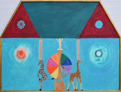 """Luigi Ontani, '"""" 24 W 57 Street """"James', 1985"""
