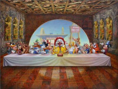 Ron English, 'Super Supper    ', 2010