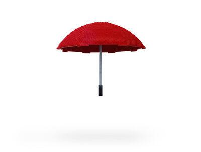 Nathan Sawaya, 'Umbrella', 2012