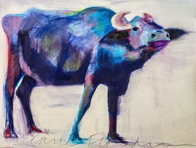 Jeanne Finkelstein Goodman, 'Blue Ox', 2018