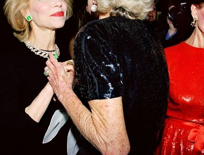 Jessica Craig-Martin, 'Evening Honoring Bill Blass, The Waldorf Astoria, New York', 1999