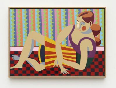 Christoph Ruckhäberle, 'Untitled (X)', 2015