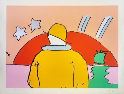 Peter Max, 'EARLY MORNING II', 1978