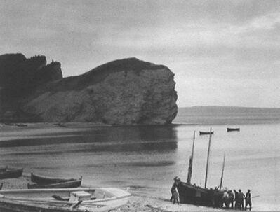 Paul Strand, 'Percé Beach, Gaspé, Québec', 1929
