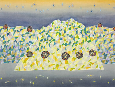 Sachiho Ikeda, 'The Light of the Mountains', 2009