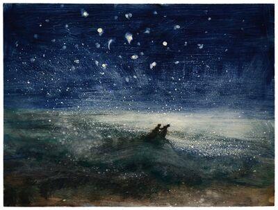 Bill Jacklin, 'Stars and Sea at Night XVI', 2016