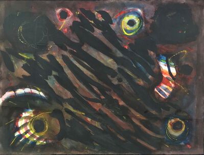 Lawrence Calcagno, 'Summer Night', 1986