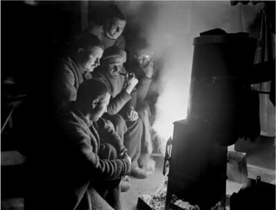 Frank Hurley, 'The Nightwatchman's Story', 1914-1917