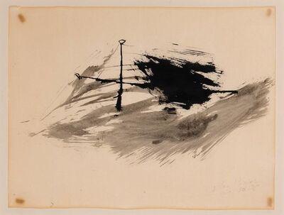 Julius Bissier, 'Untitled', 1958