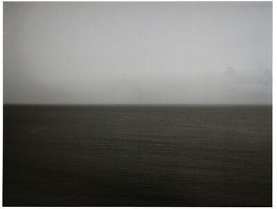 Hiroshi Sugimoto, 'Time Exposed: #355, Caribbean Sea, Yucatan, 1990', 1991