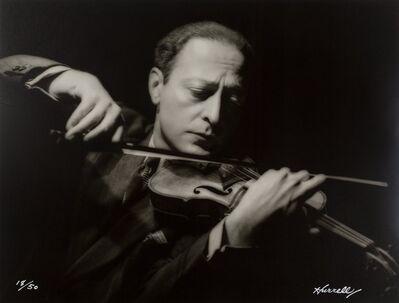George Hurrell, 'Jascha Heifetz', 1937