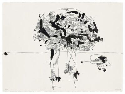 Manolo Millares, 'Antropofauna', 1970