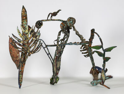 Nancy Graves, 'Landed (Glass Series)', 1983
