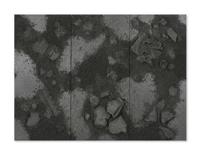 Yasmina Alaoui, 'Black Trio #3', 2017