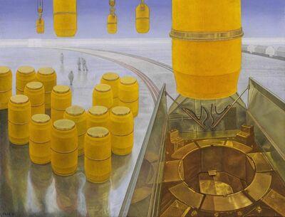 Taisia Korotkova, 'Transport of Radioactive Waste ', 2014