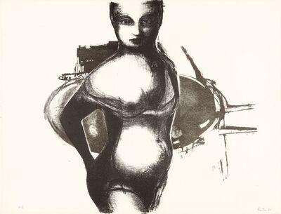 Reg Butler, 'Italian Girl', 1968