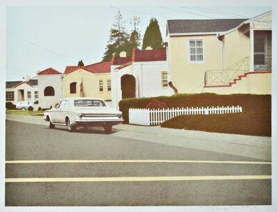 Robert Bechtle, 'Chrysler 1964', 1971