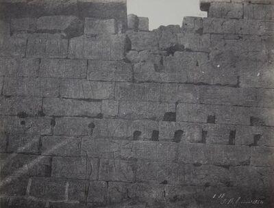 John Greene, 'Voyage dans la Haute Egypte et la Nubie, Karnak', 1854