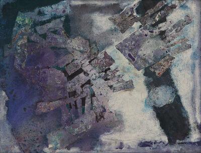 Nam Kwan, 'Jardin Blanc', 1965