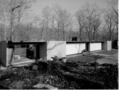 Pedro E. Guerrero, 'Teaze House, New Canaan, CT (John Black Lee, Architect)', 1962