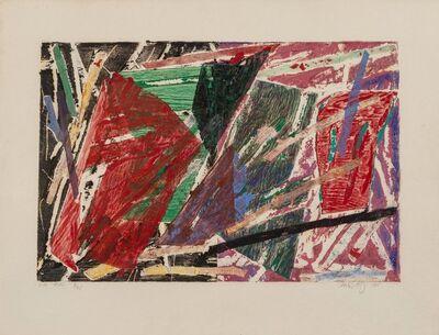 Charles Arnoldi, 'Untitled (LA G.A.L.)', 1985